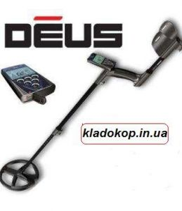 XP Deus RC 3428 з котушкою 34х28 см